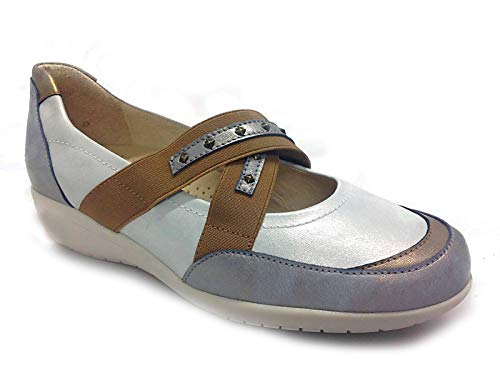 Zapato Sport para Plantillas Drucker M-24207 Blanco - Blanco, 36