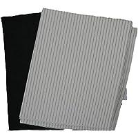 Lot de 3 filtres à graisse universels pour hotte aspirante de cuisine 5501dddd6b41