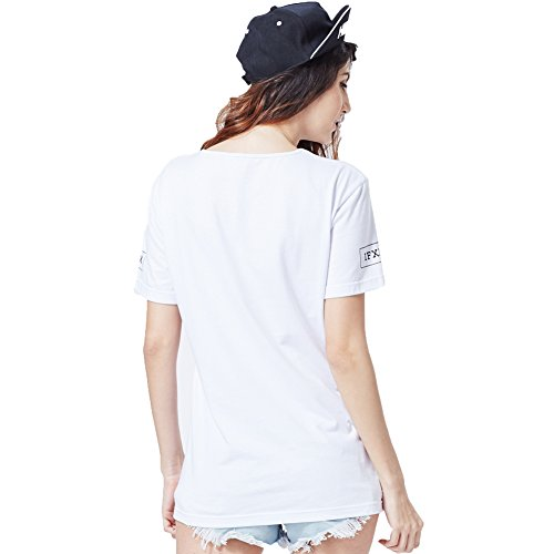 Greatrees - T-shirt - Femme Taille Unique F-White