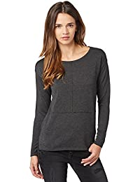 Tom Tailor Sweater with Seamings, Pull Femme