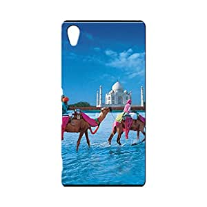 BLUEDIO Designer Printed Back case cover for Sony Xperia Z4 - G1653