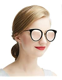 Sonnenbrille Damen Stylische Vintage Polarisierte - Dada-Pro Fahrer Brille 100% UV400 Schutz für Autofahren Reisen Golf Party und Freizeit