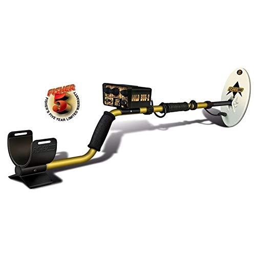 Fisher Oro bug-2Detector de metales con bobina