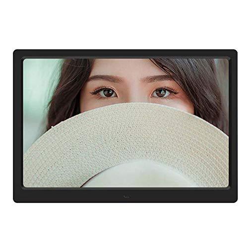 FLYWM Digital Photo Frame-Zoll-Breitbild-1080p Wand-HD Schmalen Rahmen Electronic Album Werbung Maschine