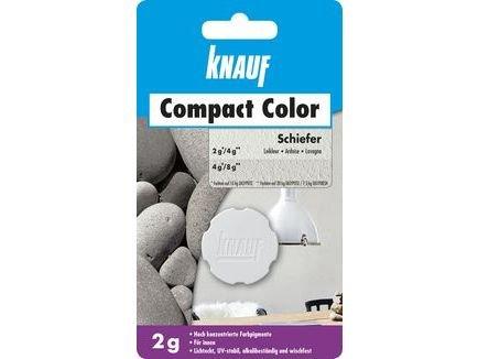 Knauf 4006379067879 Compact Color klein, 2 g, Sand - 2g Sand