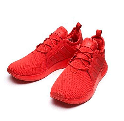adidas Herren X_PLR Fitnessschuhe, Rot (Rojtac/Grmetr/Azutac), 45 1/3 EU