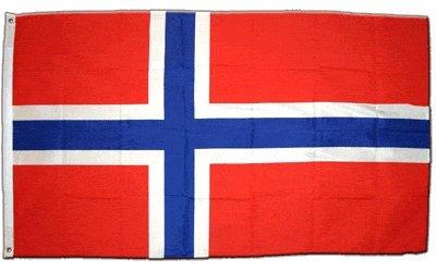 XXL Flagge Fahne Norwegen 150 x 250 cm