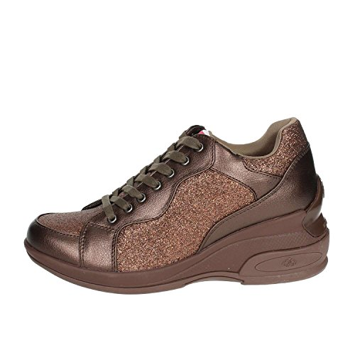 Fornarina pi18dy1075 sneakers donna bronzo 40