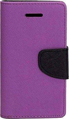 DESIGNERZ HUB FLIP Cover for Cool PAD Note 3 Purple Blue