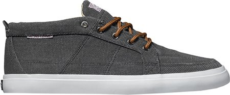 DVS Rivera Toile Baskets Anthracite