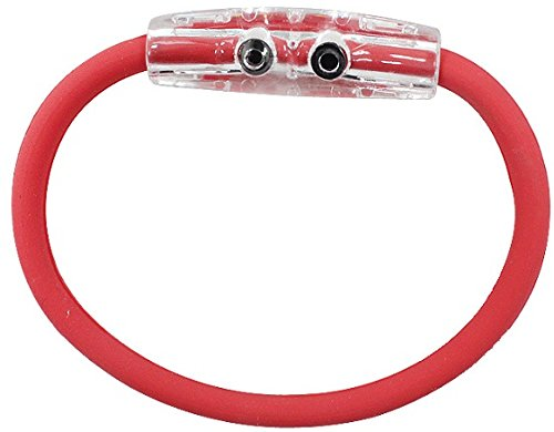 adidas Funnelneck Headbands, Red, M