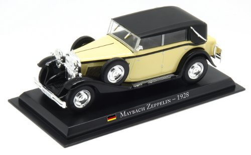 maybach-zeppelin-1928-diecast-143-model-amercom-sd-45
