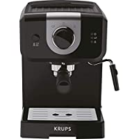 Krups XP3208 Opio Steam&Pump Espresso Makinesi, Siyah