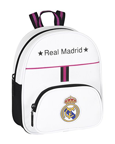 safta - Mini Rucksack Kind real Madrid, 18 x 23 cm (611 457 533)