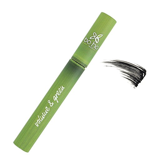 boho green revolution Volume And Green Mascara 01 Noir 5 ml