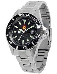 Reloj Toro ADN Esf. Neg. Armys 20 Atm.