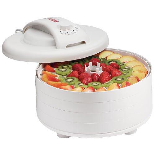 nesco-american-harvest-snackmaster-express-4-plateau-d-shydrateur-avec-le-fruit-rouleau-s