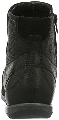 ECCO CAYLA Damen Chelsea Boots Schwarz (BLACK/BLACK 51052)