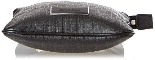 Calvin Klein - MILO MINI FLAT CROSSOVER, Borse da uomo Black