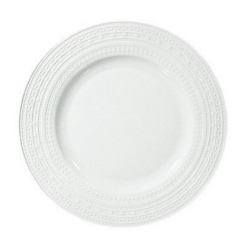 La Porcellana Bianca Corte Tasse Rim Dinner plate 10.25