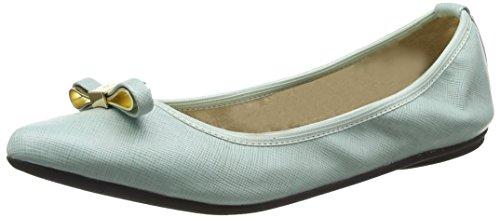 Butterfly Twists Ladies Isobel Ballerinas Green (watercolor Mint)