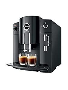 Jura 15022 C60 Coffee Machine, 1450 W, Piano Black