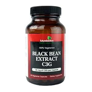 Future Biotics Black Bean Extract C3G 60 vcaps