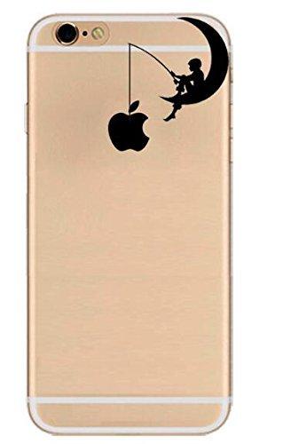 Cover Per iPhone 4S,Hippolo Custodia Protettiva Shell Case Cover Per iPhone 4S in Silicone TPU (Per iPhone 4S, 8) 21