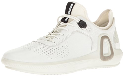 Ecco Damen Intrinsic 3 Sneakers Weiß (1007WHITE)