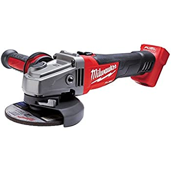 Charger Milwaukee Battery Angle Grinder with CAG 125 M18 0-Version without Battery