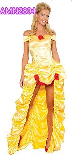 DLucc Explosion Modelle ausgestattet Anime Rollenspiel Schneewittchen Halloween-Prinzessin Pompon Schleier , #1