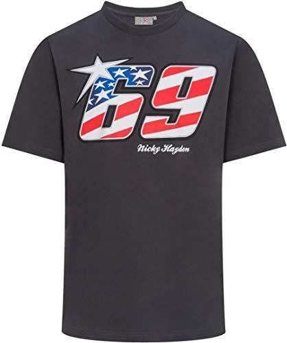 GP-Racing 69 American Flag T-Shirt M