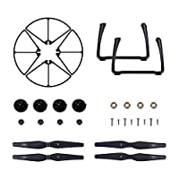 Holy Stone HS100 Red RC Drone Quadcopter Spare Parts Accessories Blades Kits