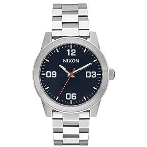 Nixon–Reloj de Pulsera analógico para Mujer Cuarzo Acero Inoxidable a919307 de Nixon