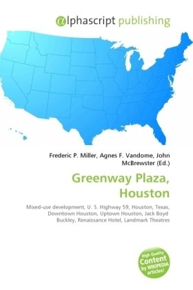 Greenway Plaza, Houston