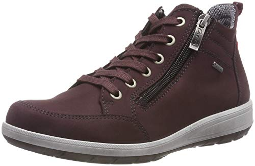 ara TOKIO, Damen Hohe Sneaker, Rot (Brunello 12), 40 EU (6.5 UK)