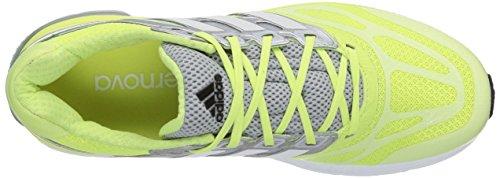 adidas, Supernova Sequence  , Scarpe sportive, Donna Glow S14 / Running White FTW / Metallic Silver