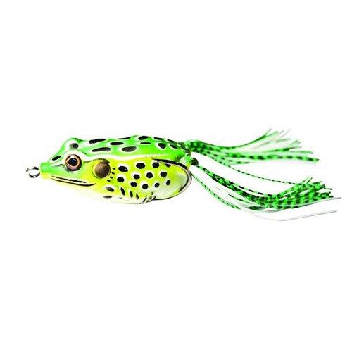 Adam's - Leurre Souple - Frog FG (Green Yellow)