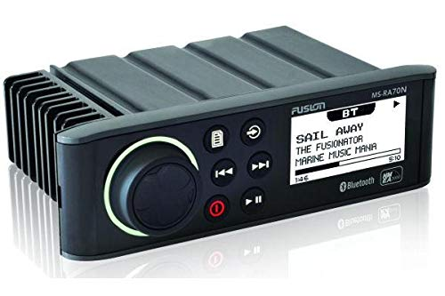 Fusion MS-RA70N Marine-Radio (NMEA2000) - Fusion Marine Audio