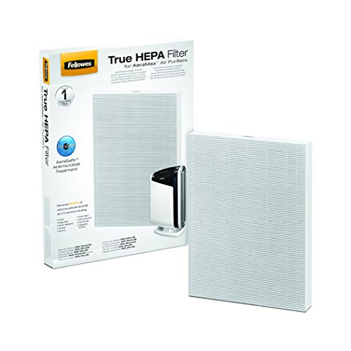 41wqEei4RaL. SS500  - Fellowes AeraMax DX95 True HEPA Filter-White
