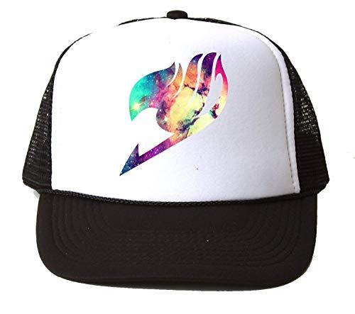 PasTomka Fairy Tail Logo Star Series Baseball Cap Unisex Mütze Kappe One Size