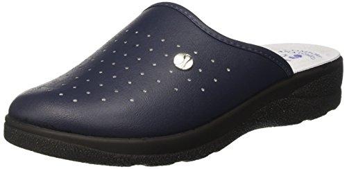 Inblu ric scarpe da lavoro uomo, blu 41 eu