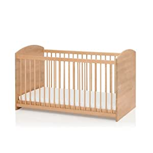 herlag h1796 9000 kinderbett anna 70 x 140cm baby. Black Bedroom Furniture Sets. Home Design Ideas