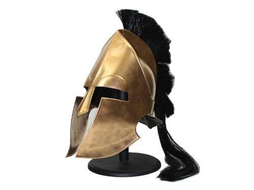 300 - Frank Miller's - Réplique 1/1 casque King Leonidas