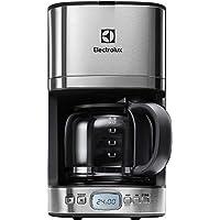 Electrolux EKF7600 Zaman ve Aroma Ayarlı Filtre Kahve Makinesi, 1080W, Gri