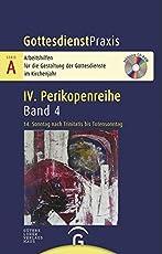 Gottesdienstpraxis Serie A, Perikopenreihe IV: 14. Sonntag nach Trinitatis bis Totensonntag: Mit CD-ROM