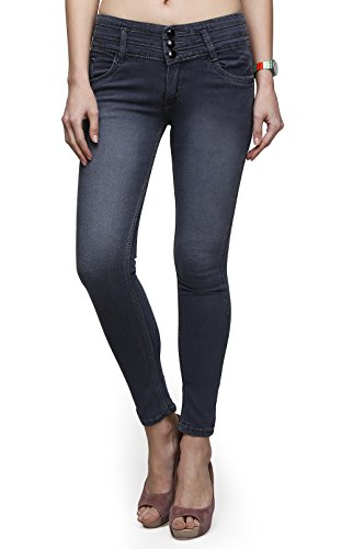 ahhaaaa-Grey-slim-fit-denim-jeans-for-Women