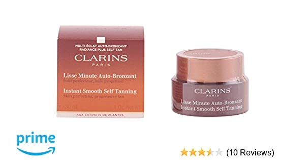 Clarins Instant Smooth Self Tanning Cream - 30 ml: Amazon.co.uk: Beauty
