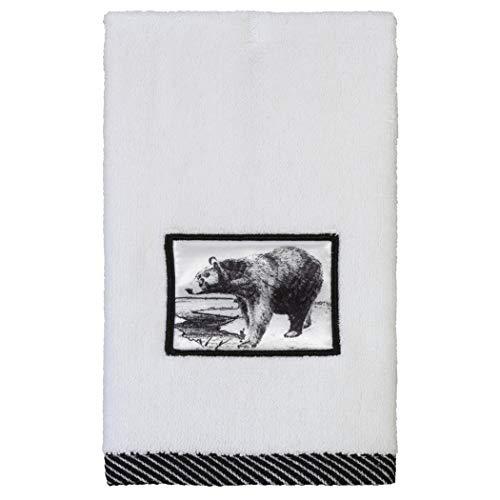 Hautman Brothers Sketches Handtuch/Waschlappen, Mehrfarbig -