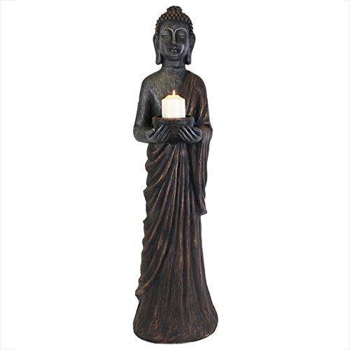 Molto Grande 106cm stile Thai Standing Buddha